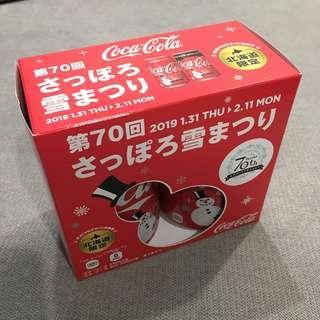 Coca Cola 70th Sapporo Snow Festival 2019 Limited Edition