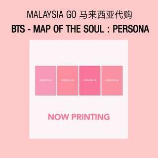 [MY GO] BTS - MAP OF THE SOUL : PERSONA