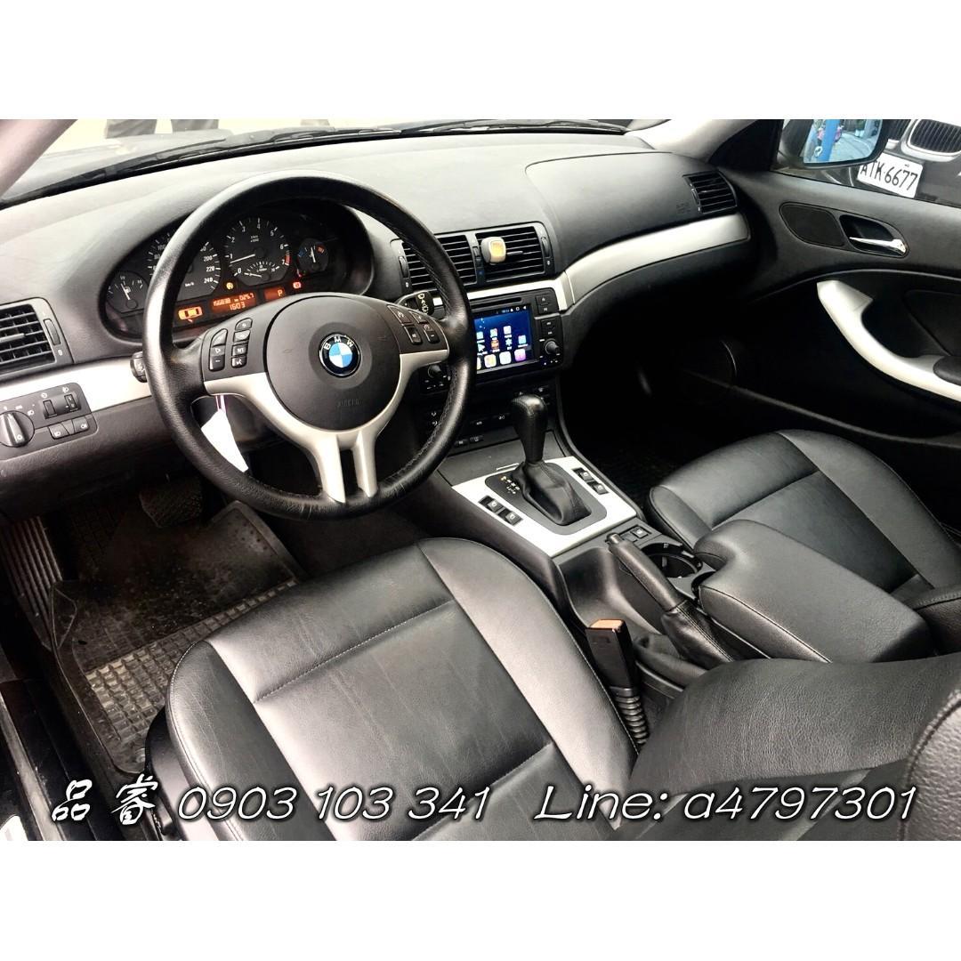 2005 BMW 318ci