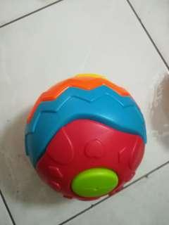 Kids Puzzle Ball #makespaceforlove