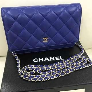 Fire Sale! Authentic Chanel Classic WOC (Wallet on Chain)