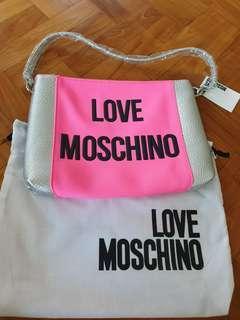 Love Moschino Clutch Pouch