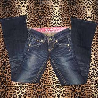 Edwin bootcut jeans