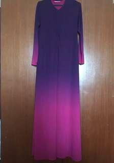 Jubah ombre