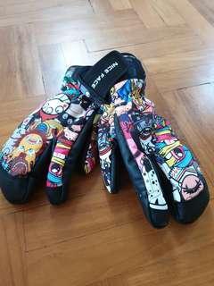 Ski Gloves Cute