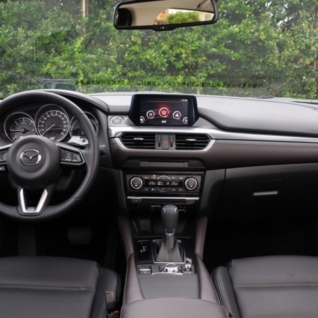 2017 Mazda 6 Wagon 2.2 TDI  好開實用兼帥氣