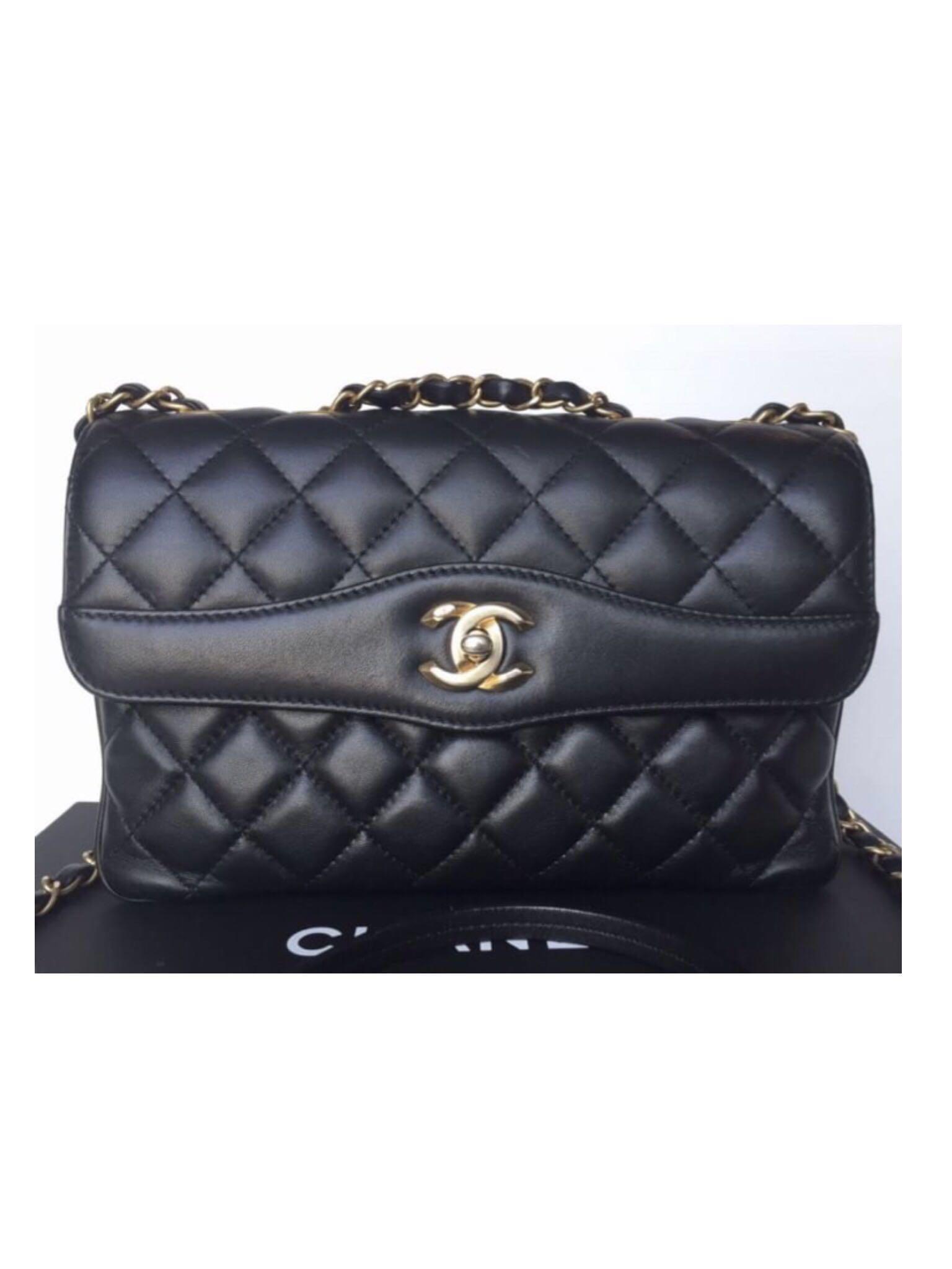 7231de1794198f 2018 Cruise - Chanel Daily Companion Medium Flap Bag, Luxury, Bags ...