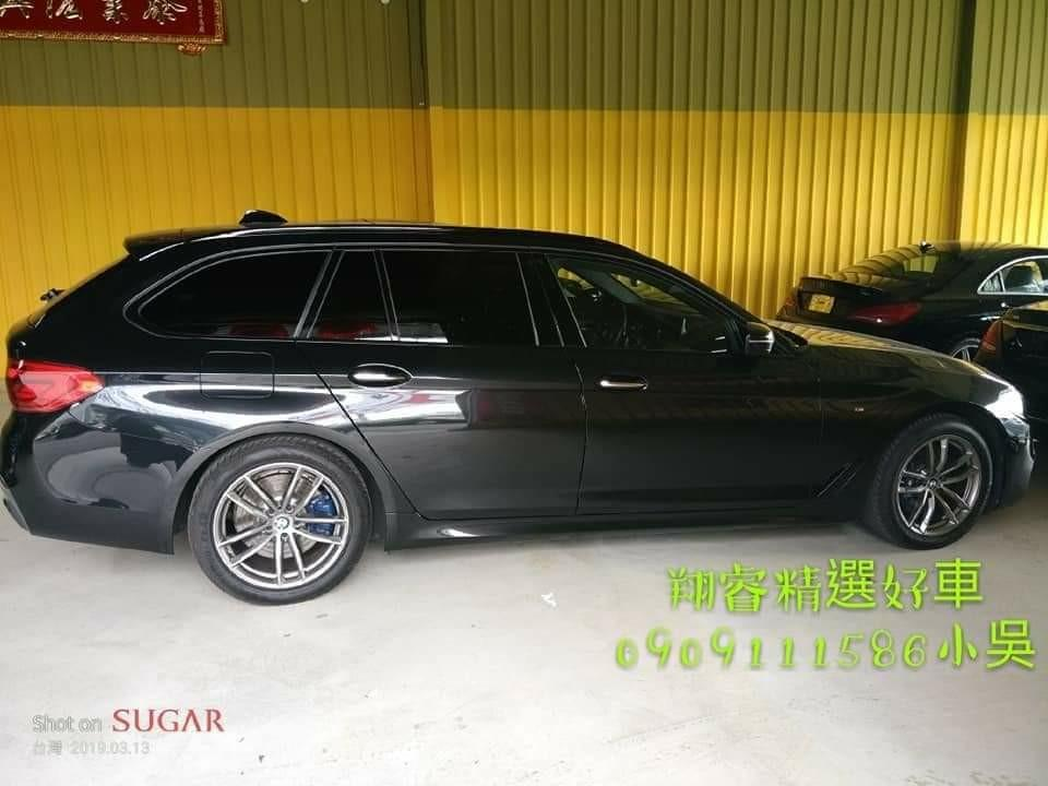 2018年BMW 530iTOURING M版