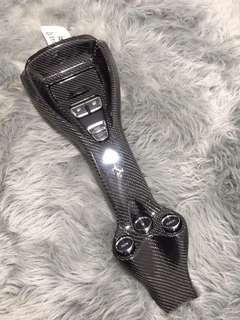 Ferrari California carbon fibre console