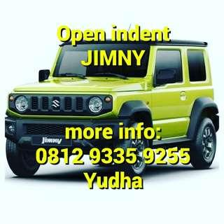 Jimny (open indent)