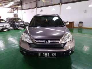 Honda CR-V matic 2008