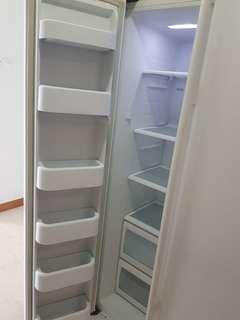 🚚 Samsung Refrigerator RS20NRSV