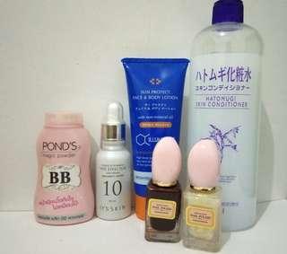 Skin care routien
