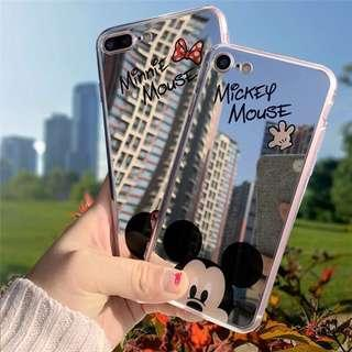🚚 Preorder Cartoon Minnie Mouse Silicon Phone Case