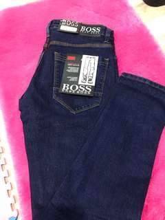 Celana Jeans Pria Merk BOSS