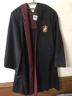 日本 大阪環球影城 哈利波特 Harry Potter 葛來分多 學院 巫師袍 法袍 魔法袍 斗篷