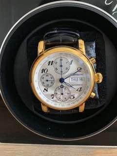 Mont Blanc Automatic Starwalker Watch