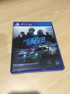 Need For Speed PS4 R3