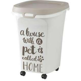 🚚 Dry food storage container