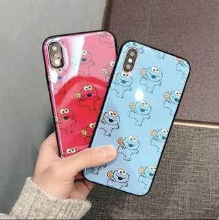 🚚 iphone cookie monster phonecase