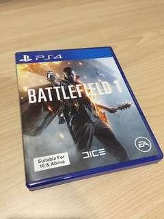 Battlefield 1 PS4 R3