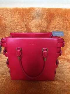 Tas Charles & Keith Authentic