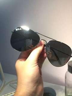 💜 Ray Ban inspired silver mirror sunglasses #MMAR18