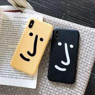 🚚 iphone human face phonecase