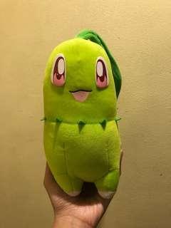 Pokemon Chikorita Stuffed Toy