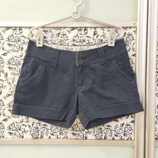 🚚 Dark Blue Shorts with Pockets