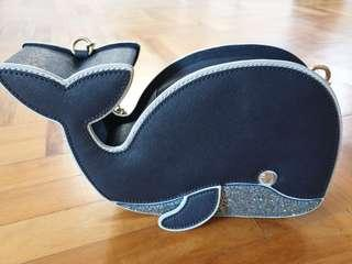 🚚 Kate Spade Whale Sling Bag Limited