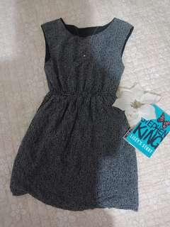 Flowy Korean Dress