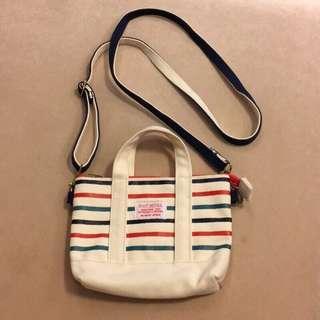🚚 日系帆布協背包/手機背包