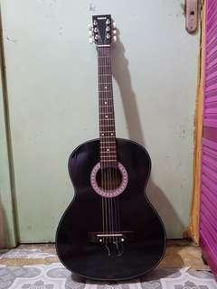GUITAR YAMAHA BLACK