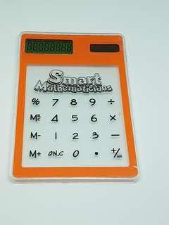 🚚 Smart Mathematicians Solar-powered Calculator