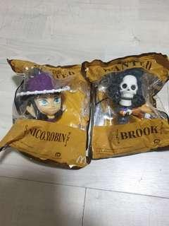 🚚 One piece toy from mc donald