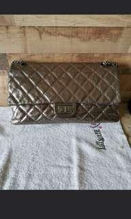 55ecffce527a2c chanel reissue gold   Luxury   Carousell Singapore