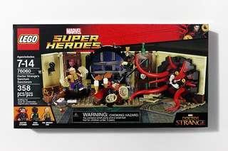 🚚 Lego 76060 Doctor Strange Sanctum
