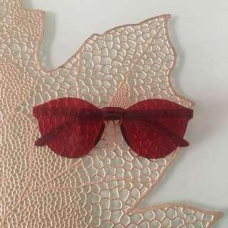 Red Candy Sunnies