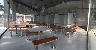 Food Court / Canteen for Rent