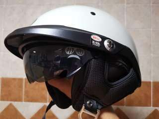 🔥 🔥 🔥 Brand New Bell Pit Boss Helmet XL/XXL (like L) for Harley Davidson / Scooter / Cafe rider