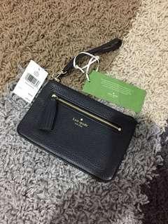 Guaranteed original Kate spade wallet pouch