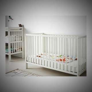 Ikea Baby Cot - Gulliver