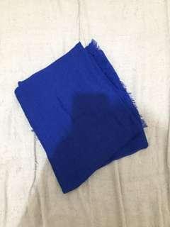 Pashmina Biru