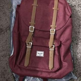 Brand New Herschel Little America Backpack