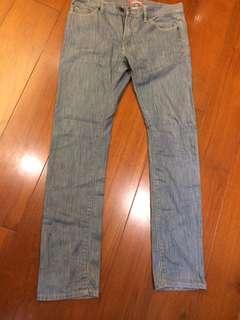法國lacoste牛仔褲