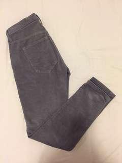 BNWT Banana Republic Grey Corduroy Pants