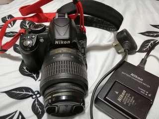 DSLR Nikon DX $230