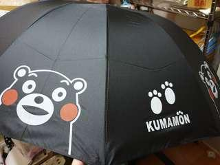 🚚 熊本熊  雨傘