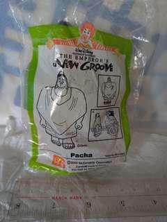 全新騎呢大帝麥當勞開心樂園餐玩具PACHA